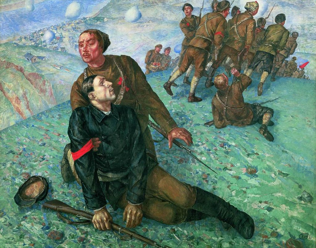 La Guerre civile du Dniestr au Pacifique après 1917 : les échelles d'un conflit